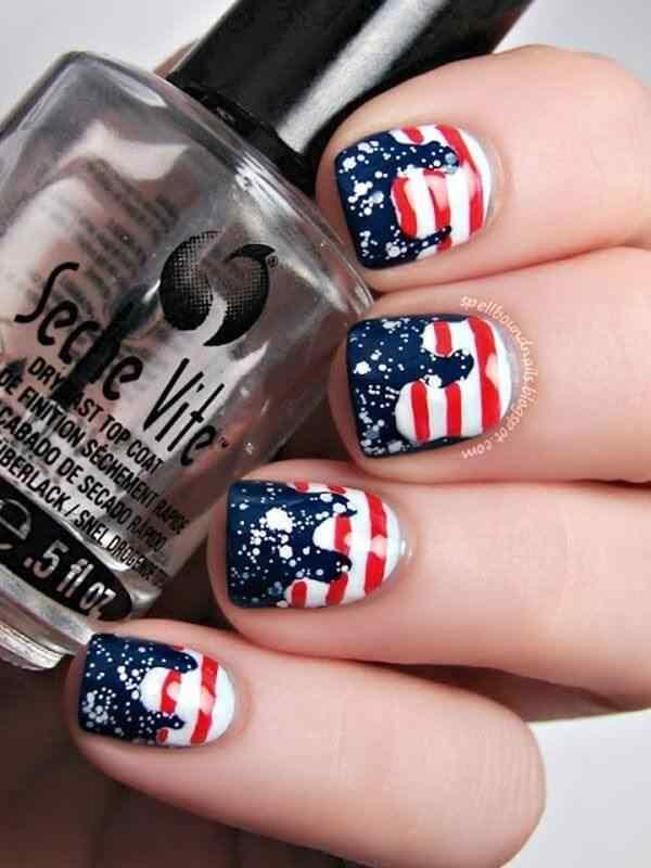 Fall nails art design (4)