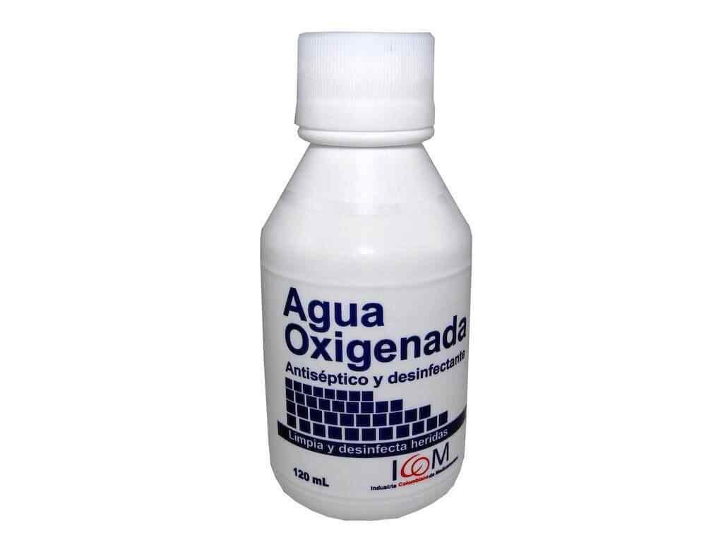 agua-oxigenada