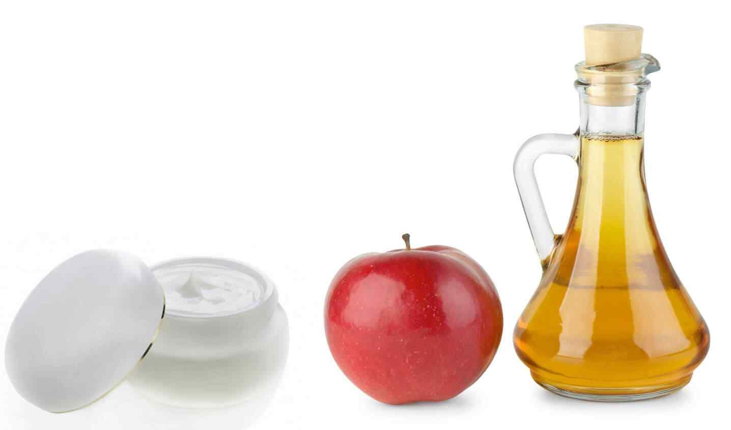 crema-con-vinagre-de-manzana-piel