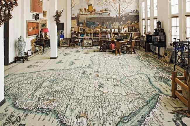 mapa piso