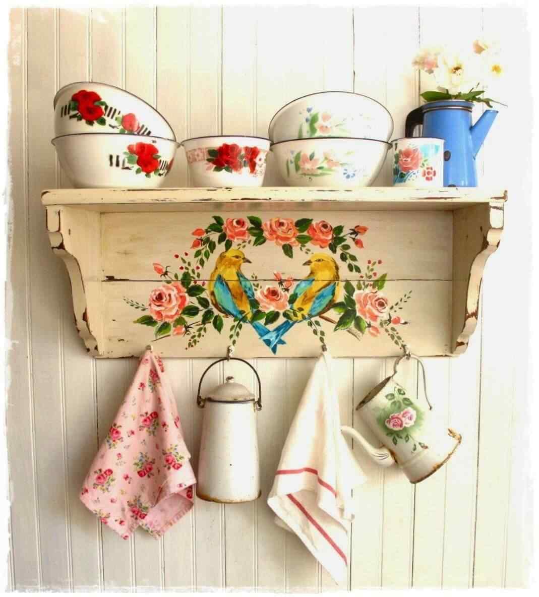 decorar cocina reciclaje
