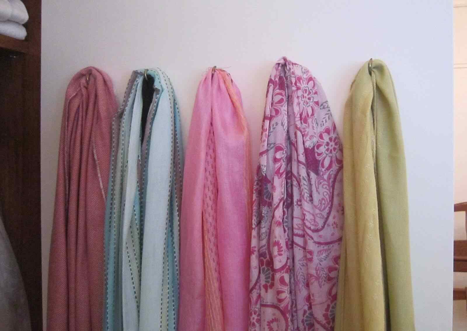 ganchos colgar ropa detras puerta
