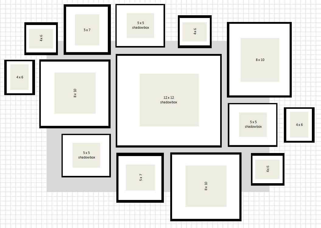 idea de muro galeria de fotos
