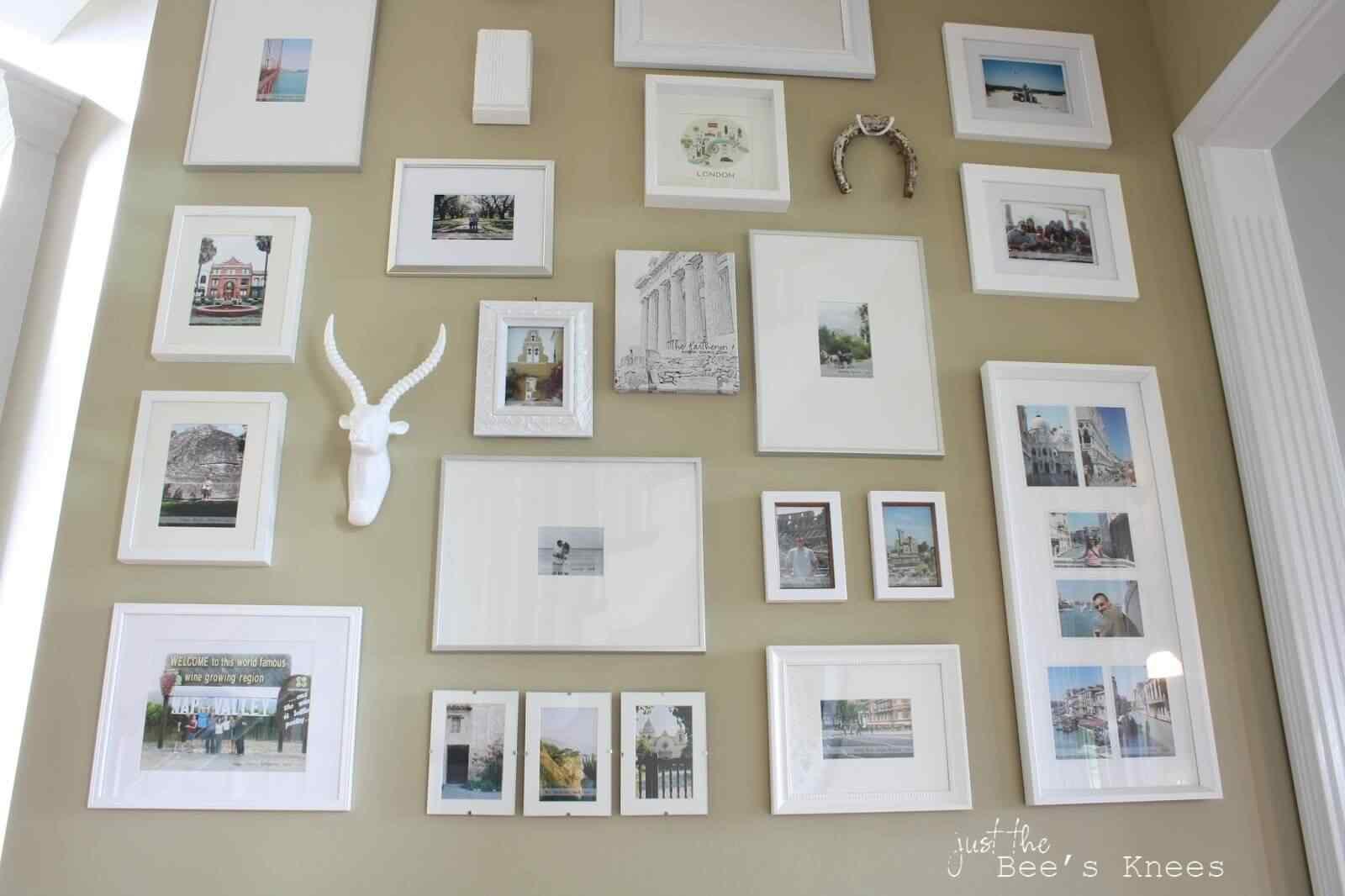 muro de galeria