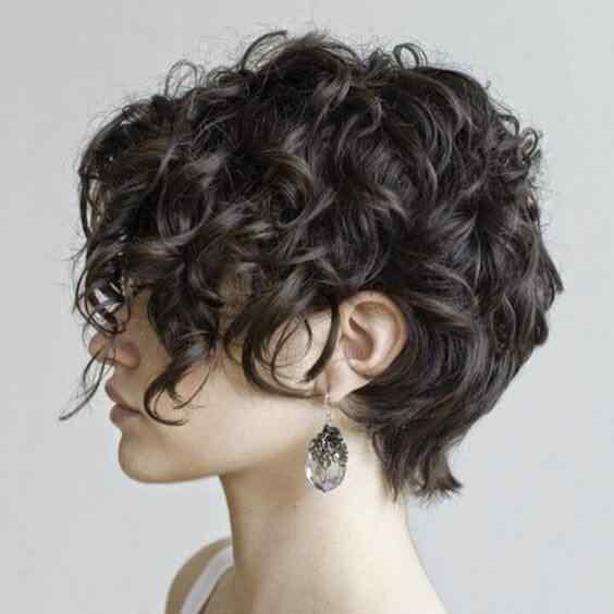 peinados pixie