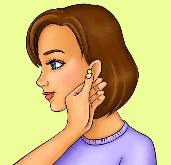 Acupresión en la oreja para bajar de peso
