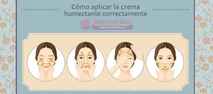como-aplicar-crema-humectante