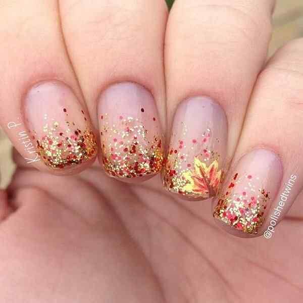 diseños de uñas bonitos