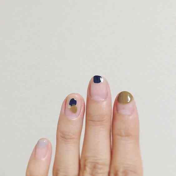 2017 nail art