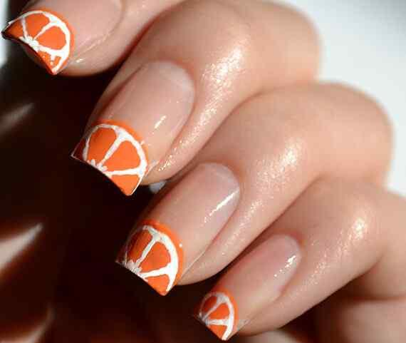 Decoracion unas naranja (10)