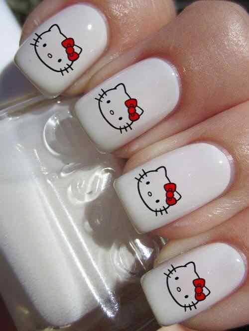 20 Ideas para pintar tus uñas | Decoración de Uñas - Manicura y ...