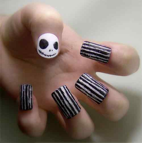 Ideas pintar unas halloween (21)