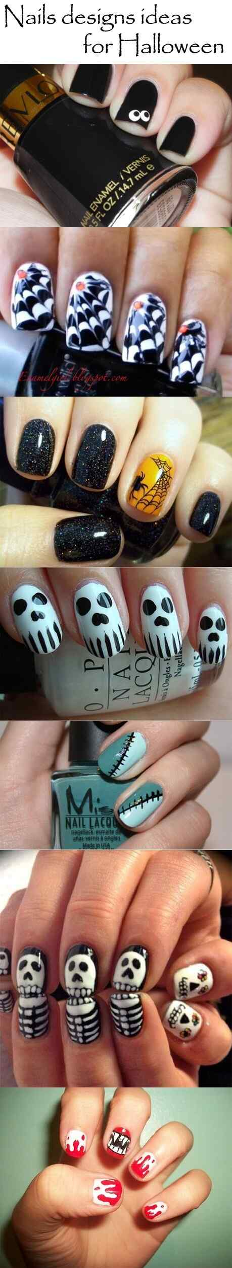 Ideas pintar unas halloween (26)
