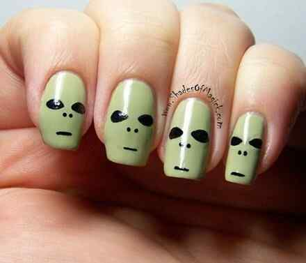 Ideas pintar unas halloween (27)