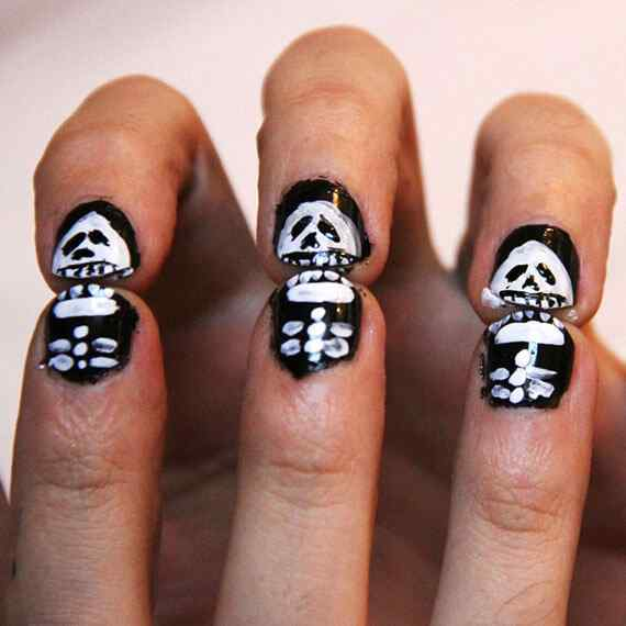 Ideas pintar unas halloween (29)