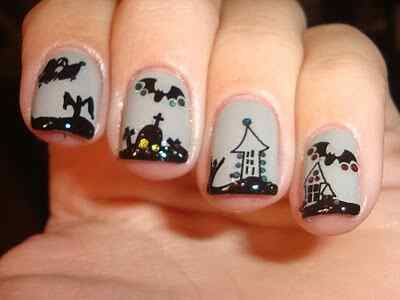 Ideas pintar unas halloween (33)