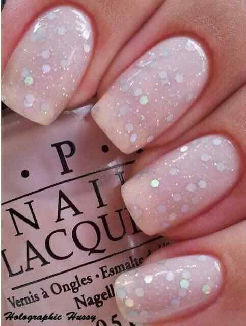 Pink nails unas color rosa (26)