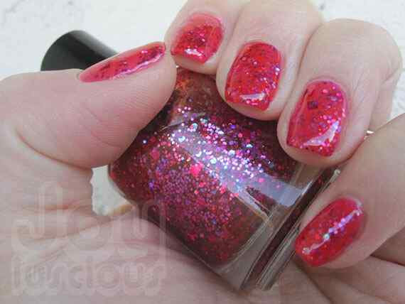 Pink nails unas color rosa (104)