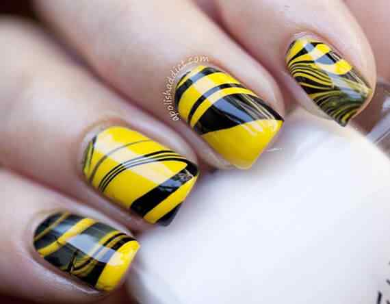 Yellow Nails - Unas amarillas (44)