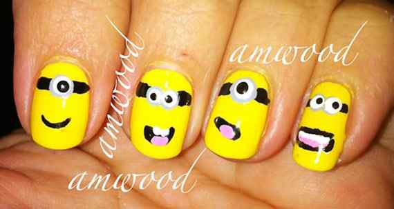Yellow Nails - Unas amarillas (46)