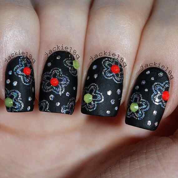 black nails (9)