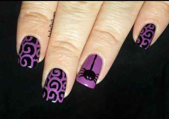 halloween nails (14)