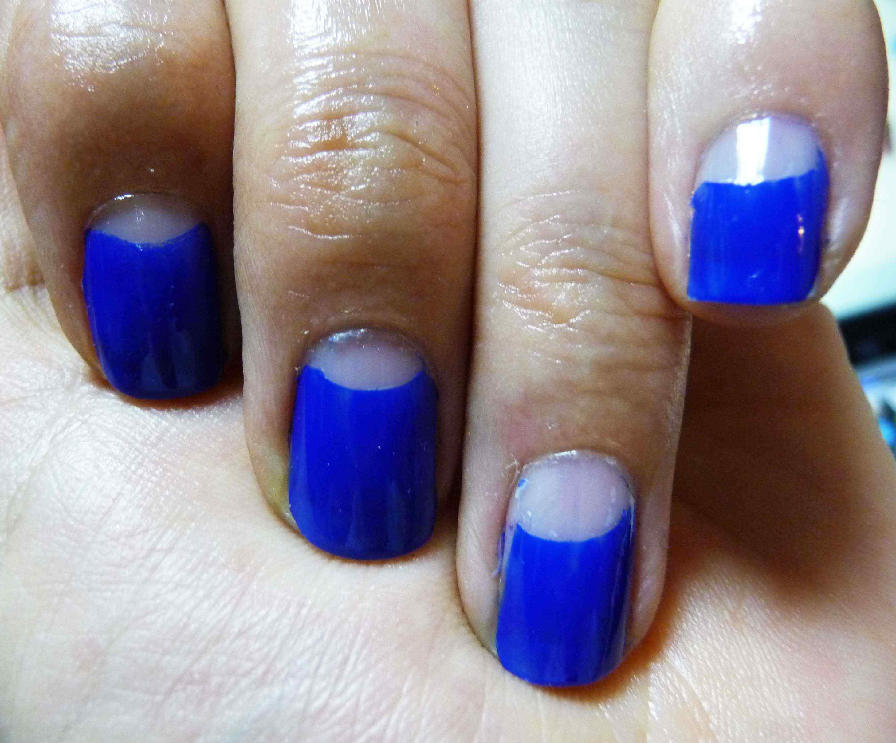 Este Dise O Muy En Color Azul Electrico E1b56eebfc3 Trend