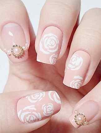 bridal nails (8)