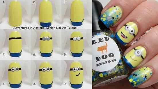 minions tutorial page
