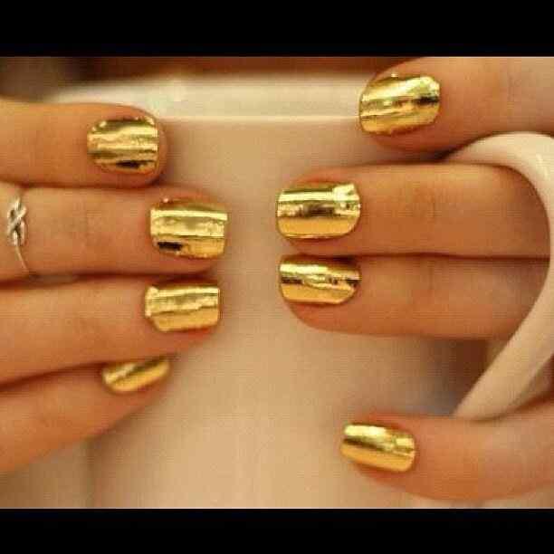 unas color dorado (11)