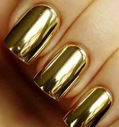 unas color oro (7)