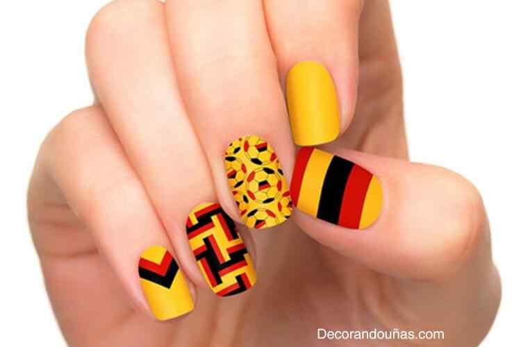 Unas Decoradas Mundial - Alemania