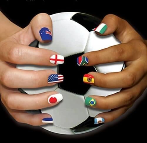 ... mundial 2014 – 40 fotos | Decoración de Uñas - Manicura y Nail Art