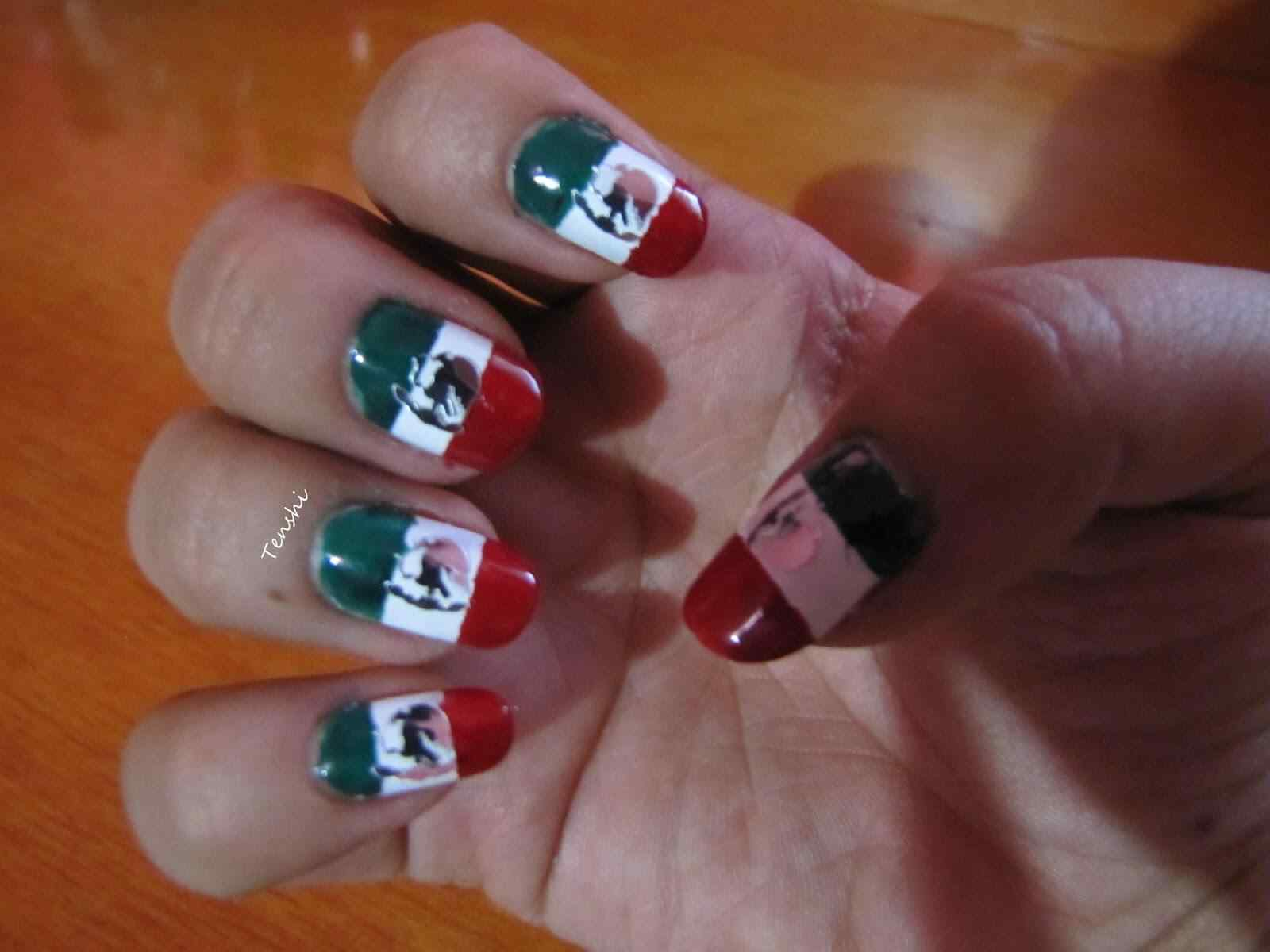 Unas pintadas mundial 2014 - Mexico