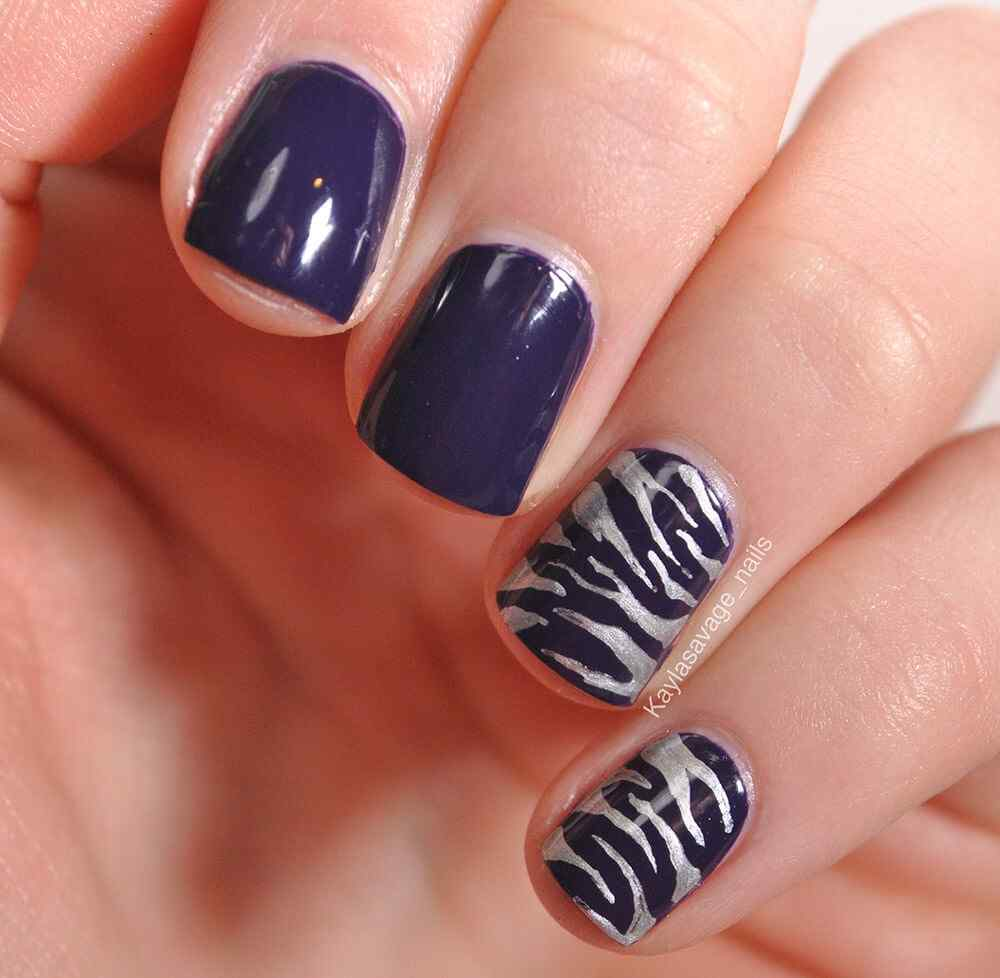 animal print nails (11)