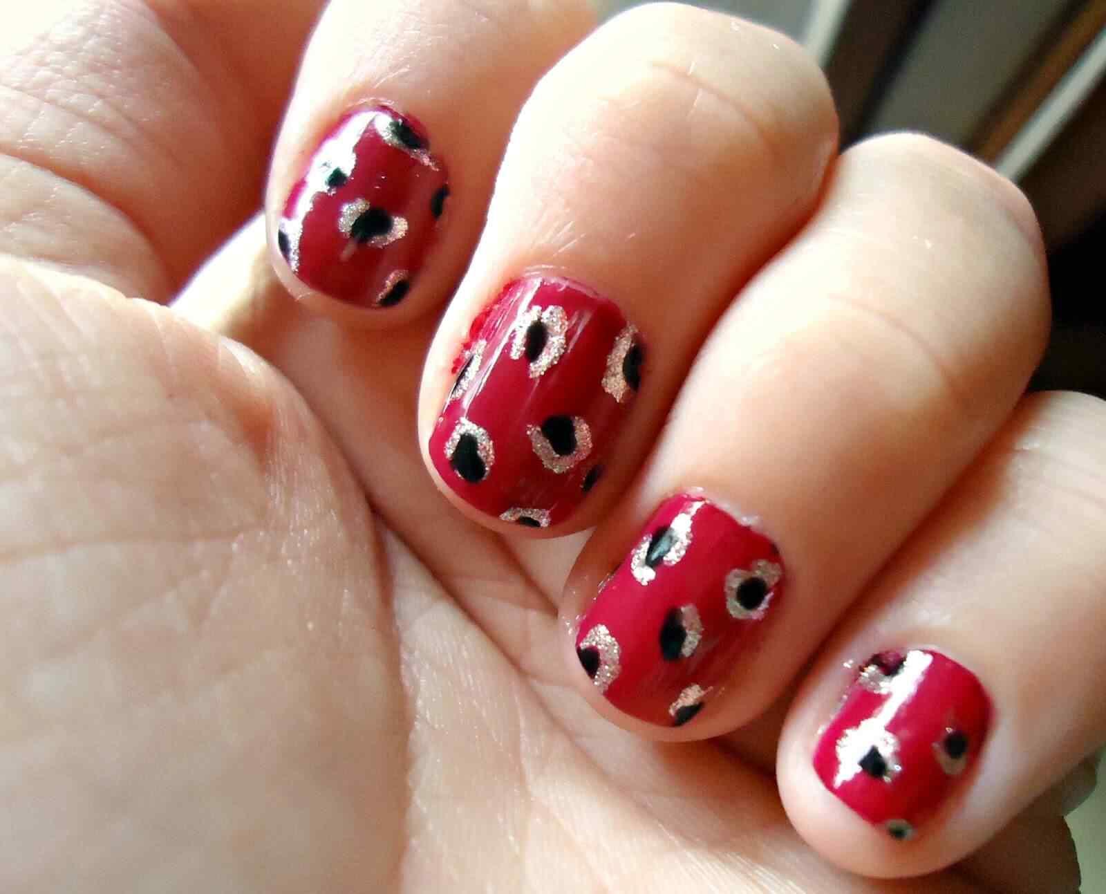 animal print nails (13)