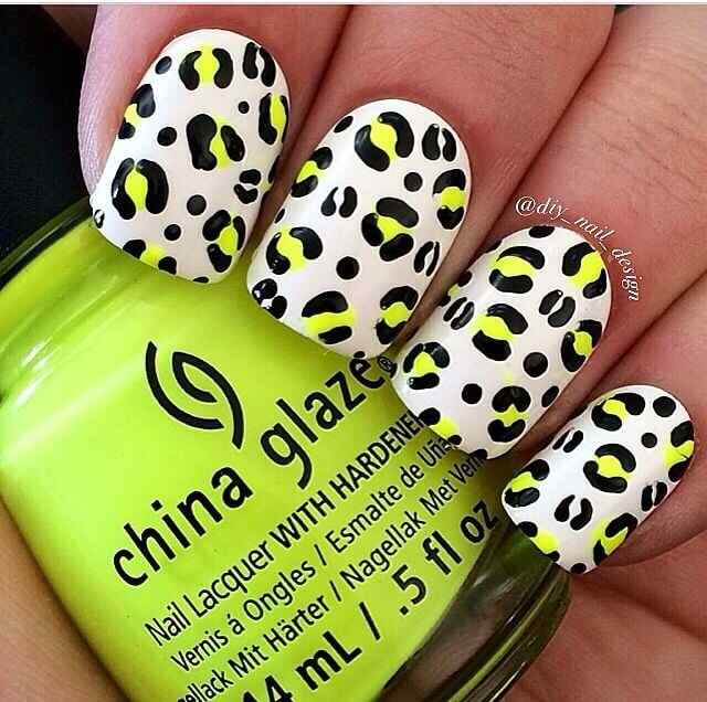 animal print nails (15)