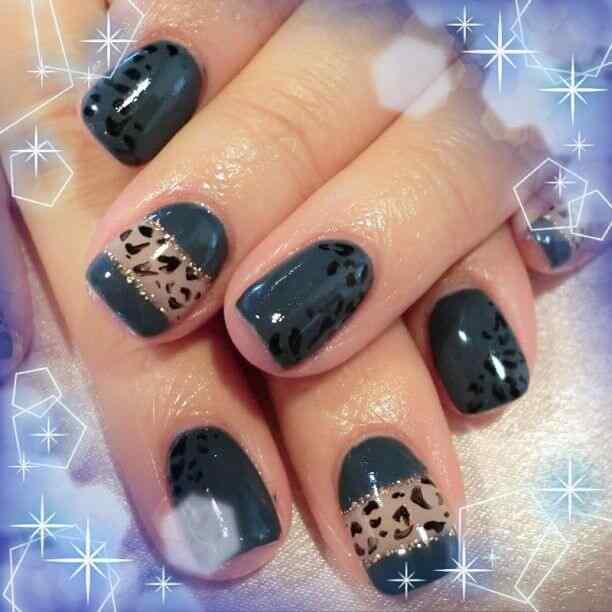 animal print nails (5)