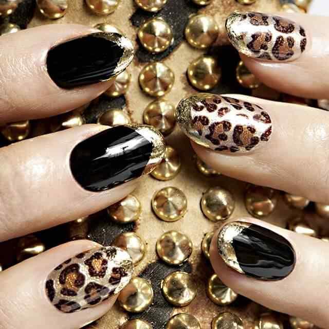 animal print nails (6)