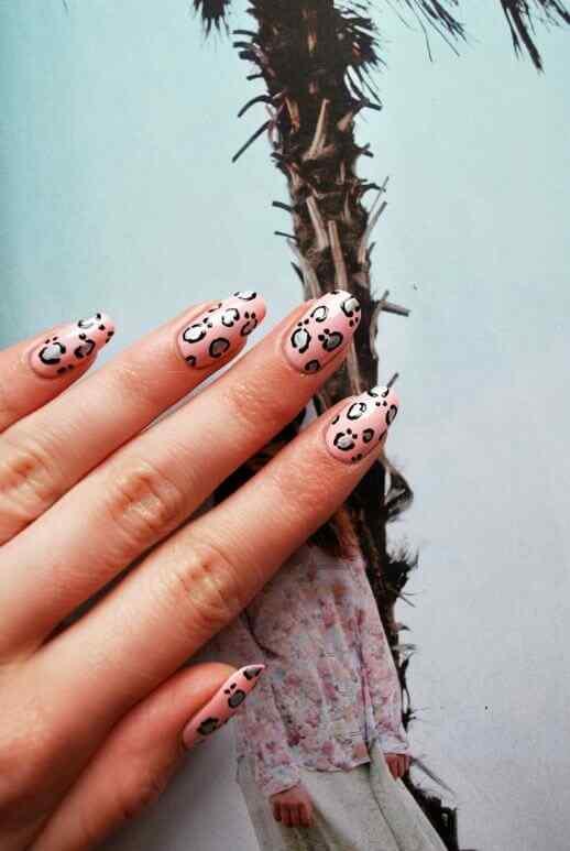 animal print nails (9)