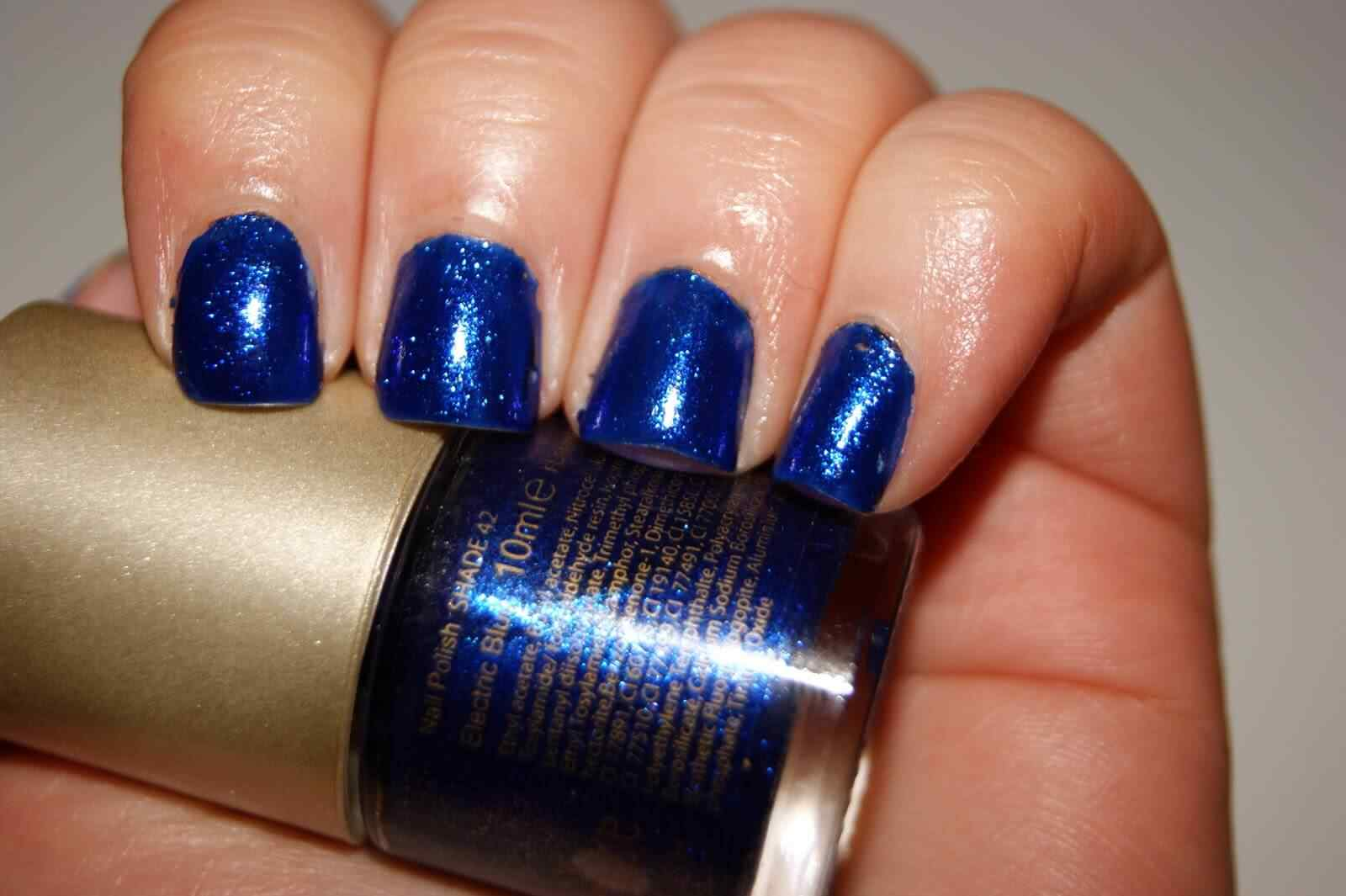 pintar unas azules (6)
