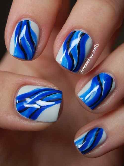 pintar unas azules (8)