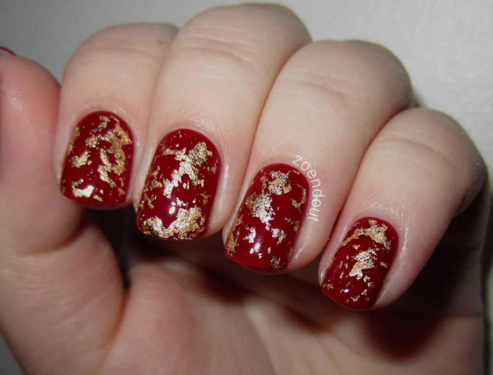 Christmas Nails (10)