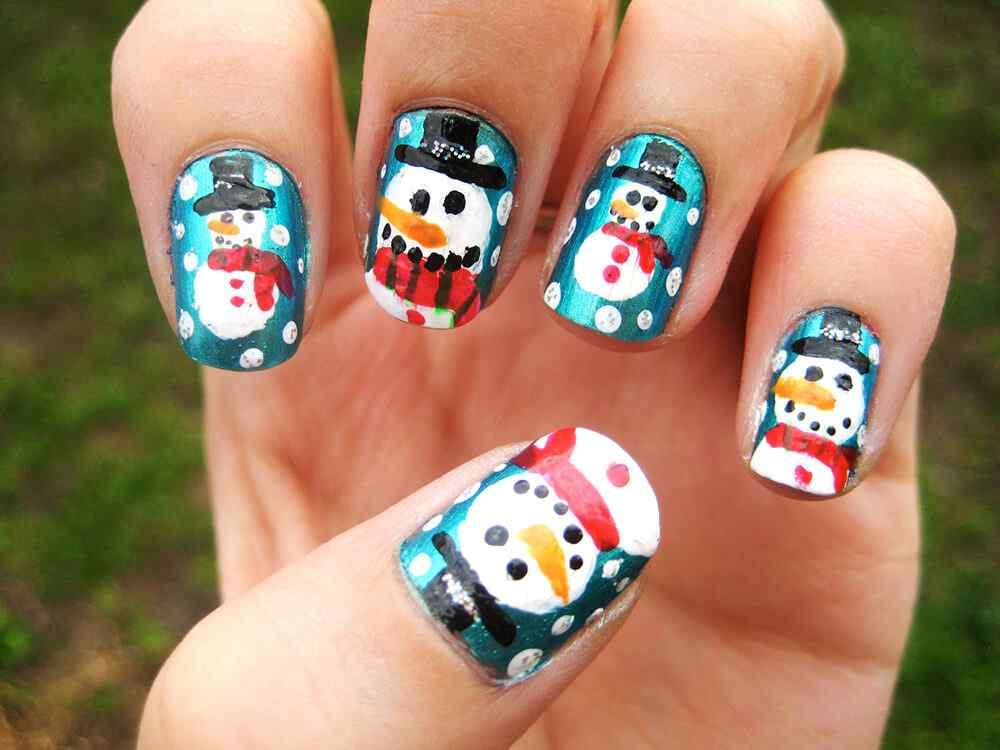Christmas Nails (2)