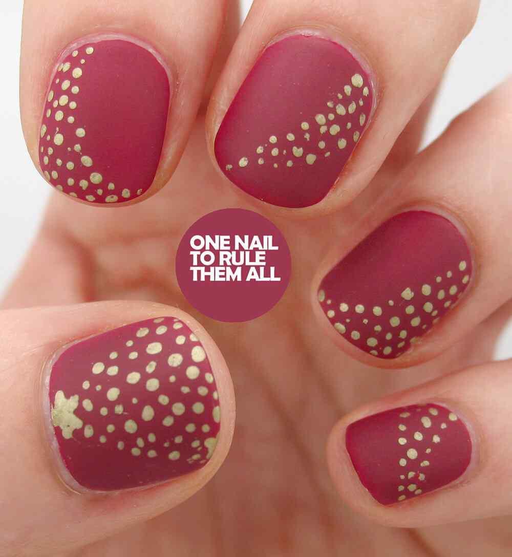 Christmas Nails (5)