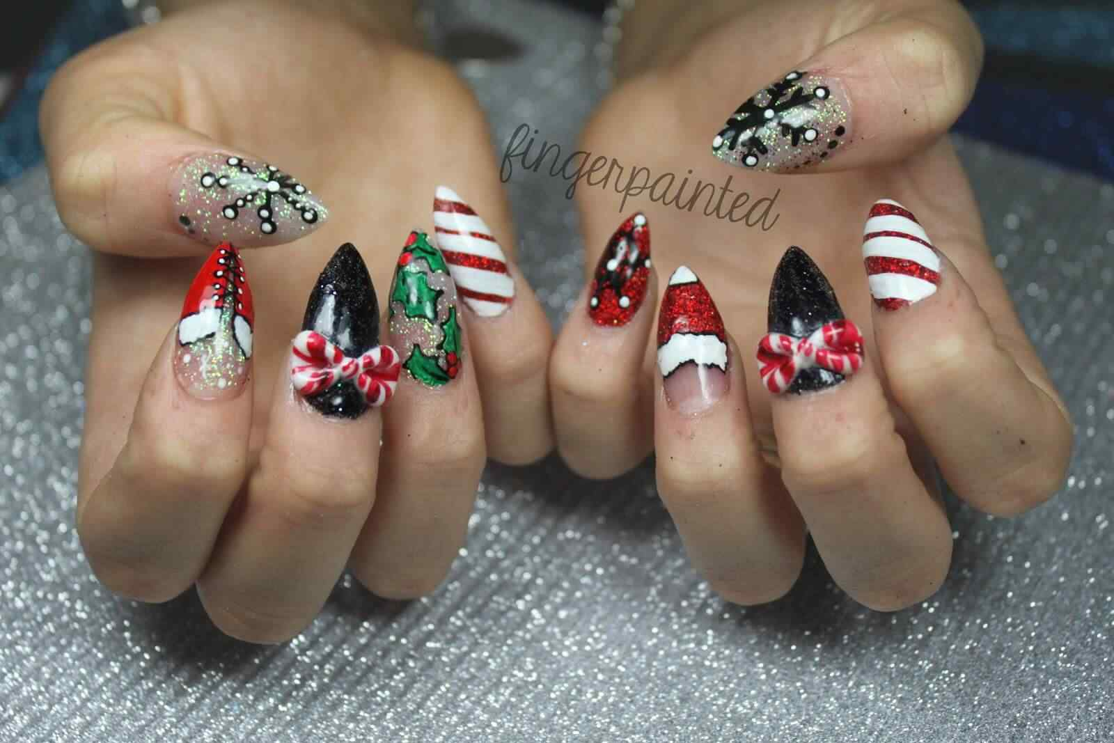 Christmas Nails (6)