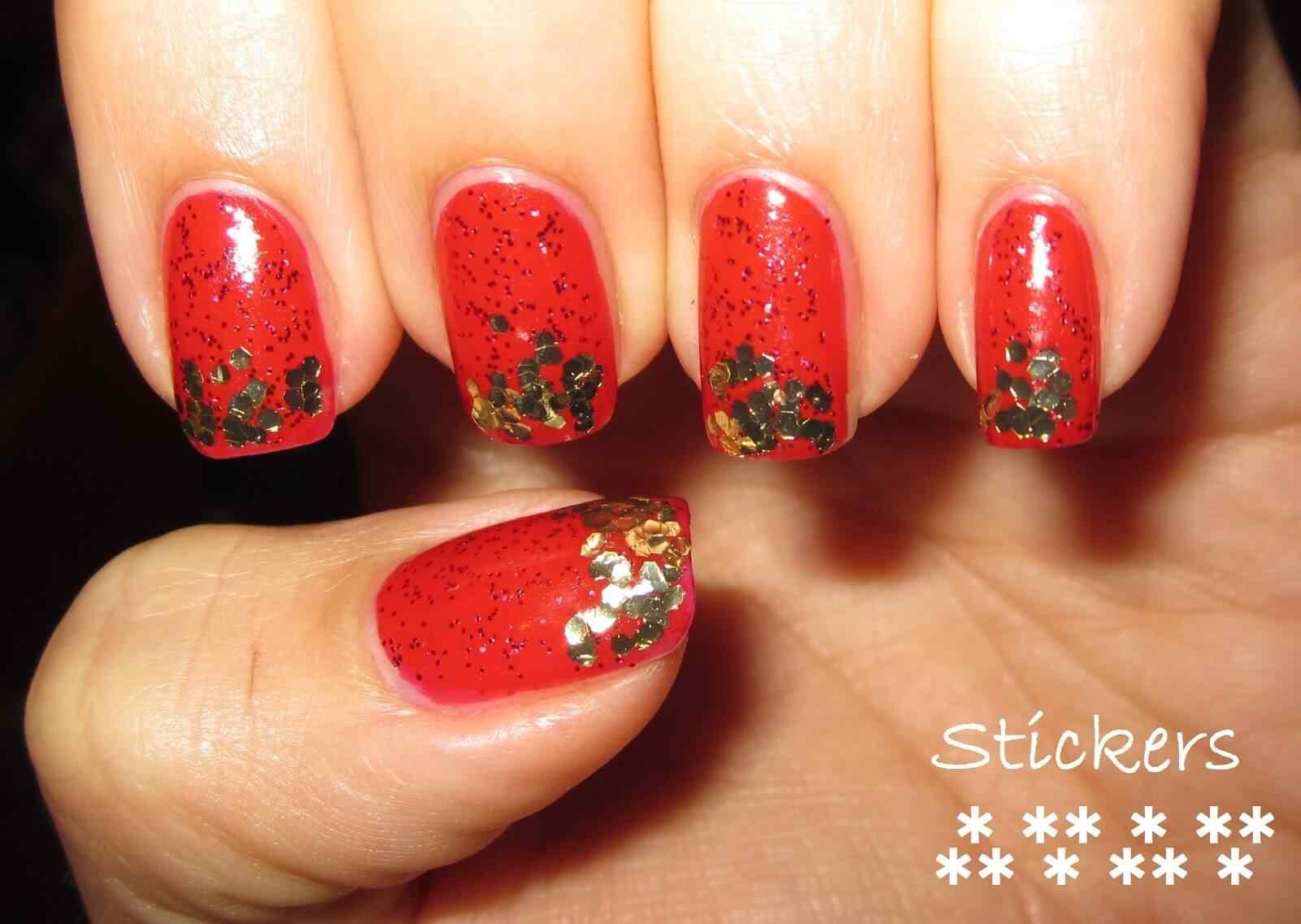 Christmas Nails (7)