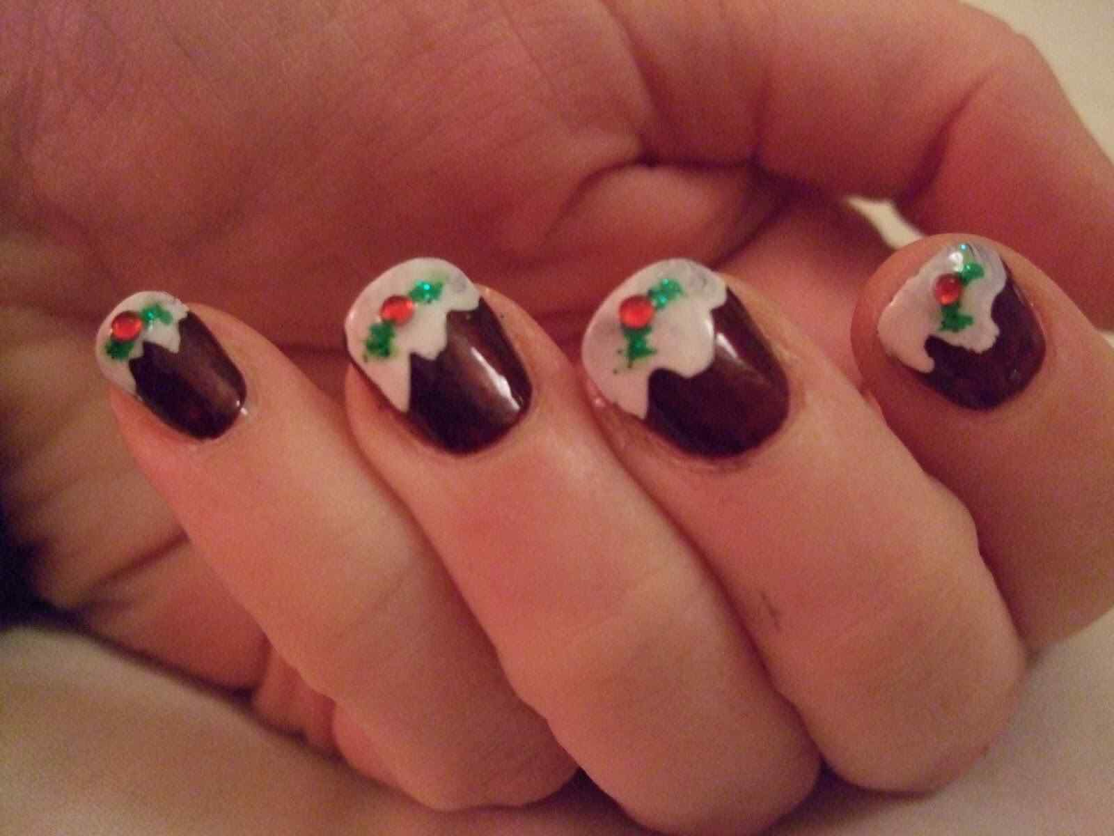 Christmas Nails (9)