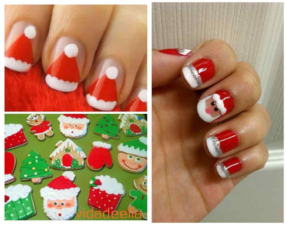 Nail art christmas (3)