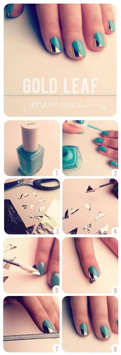 nail-art-paso-paso-decoracion-uñas-papel-plata